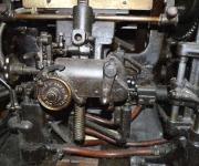 Craftsman letterpress feeder mechanics.